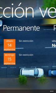 Restricción Vehicular Snap 2