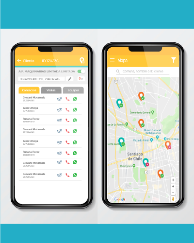 Finning: App Coverage Management