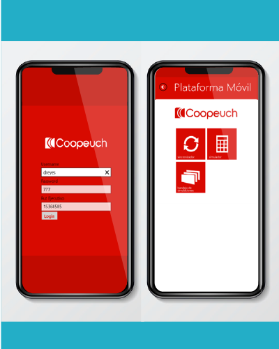 Apps LoB – Coopeuch