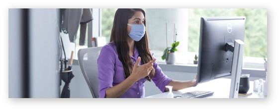 Trabajo remoto en pandemia